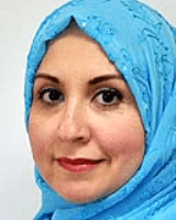 الدكتورة سوزان الكافي خبيرة امراض النساء والتوليد