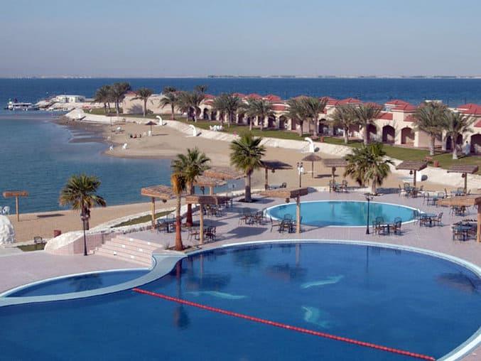 Half Moon Bay Holiday Inn Resort