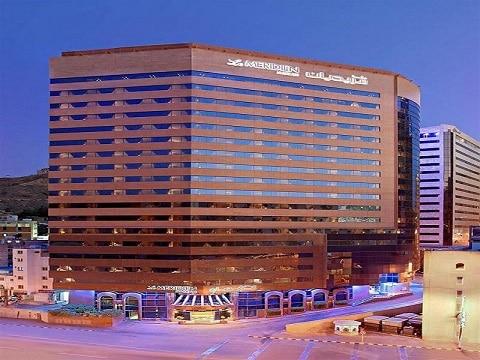 فندق لو مريديان مكة المكرمة حجز فندق بمكه