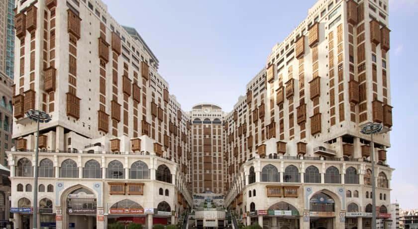 Rowaa Golden, for hotels, فندق مكة هيلتون