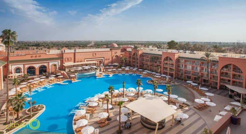 فندق سافوي لي جراند Savoy Le Grand Hotel افضل فنادق مراكش