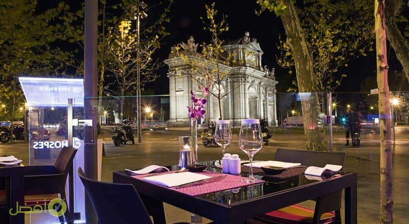 فندق هوسبيس بويرتا دي الكالا من افضل فنادق مدريد