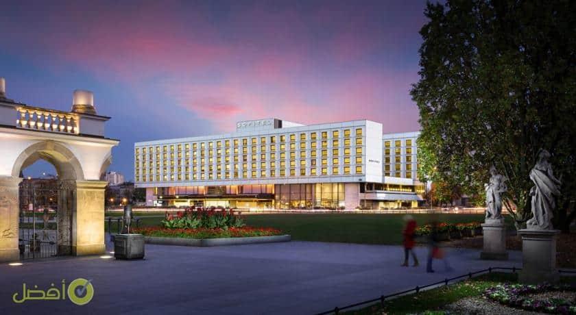 سوفيتيل وارسو فيكتوريا افضل فنادق وارسو بولندا
