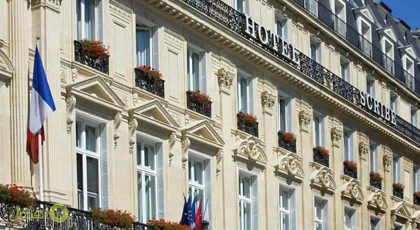 فندق سكريب أوبرا باريس من سوفيتيل افضل فنادق باريس مدينة العشاق والأضواء