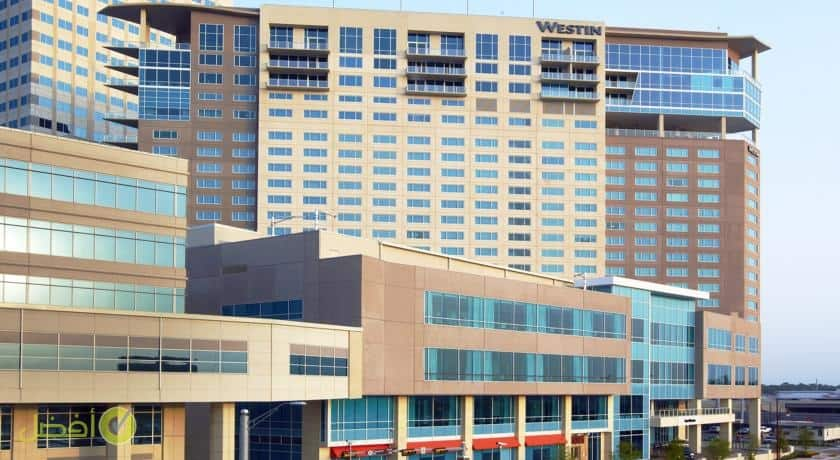 ويستن هيوستن ميمورال Westin Houston Memorial City