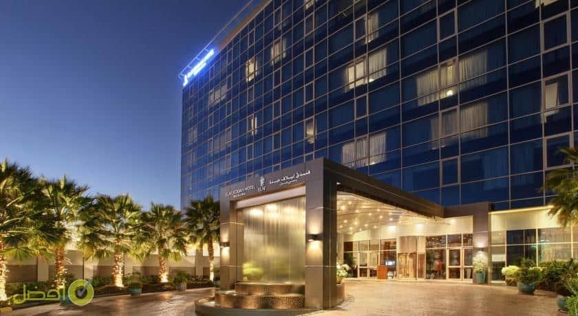 فندق ايلاف جدة - مول ريد سي من افضل الفنادق في جدة