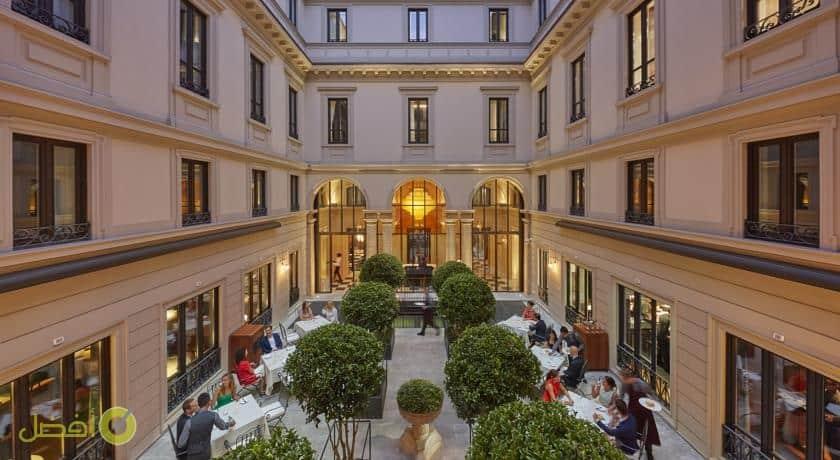 ماندارين أورينتال ميلان افضل فنادق ميلان المدينة الإيطالية العريقة