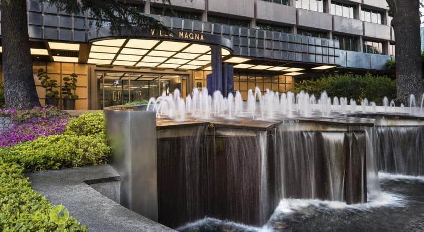 فندق فيلا ماغنا افضل فنادق مدريد