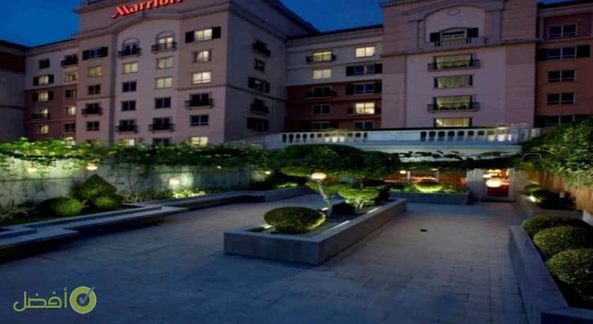 فندق ماريوت مانيلا من افضل فنادق مانيلا الفلبين