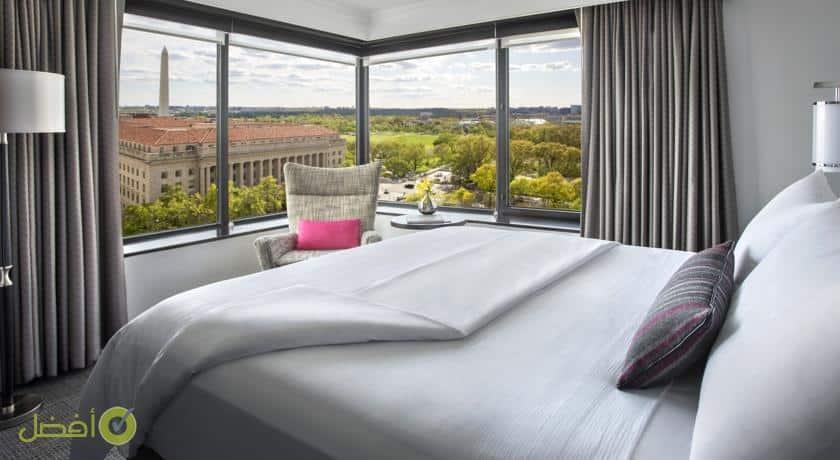 جيه دبليو ماريوت، واشنطن دي سي افضل فنادق واشنطن