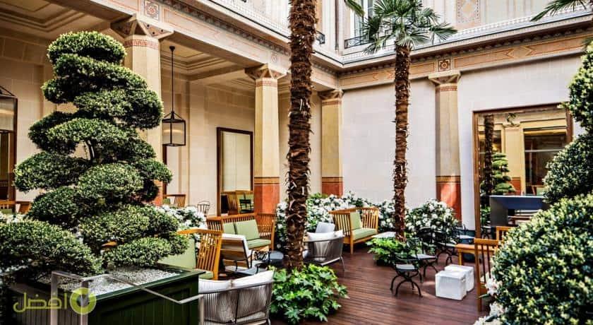 برنس دي غالاس، أحد فنادق لوكشري كوليكشن، باريس من افضل فنادق باريس