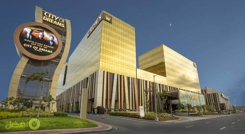 مدينة الأحلام - أبراج كراون مانيلا يعتبر افضل فندق في مانيلا