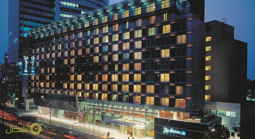 فندق راديسون بلو سينترام