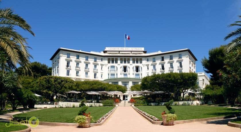 فندق فورسيزون دي كاب فيرات Grand-Hotel du Cap-Ferrat, A Four Seasons