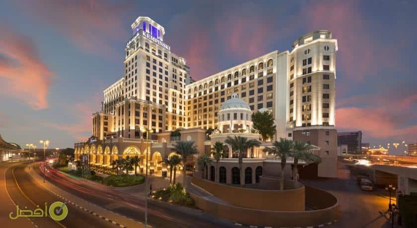 فندق كمبينسكي مول الإمارات افضل فنادق دبي