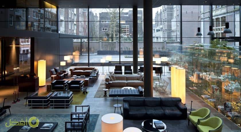 فندق كونسرفاتوار الفنادق الافضل في امستردام هولندا