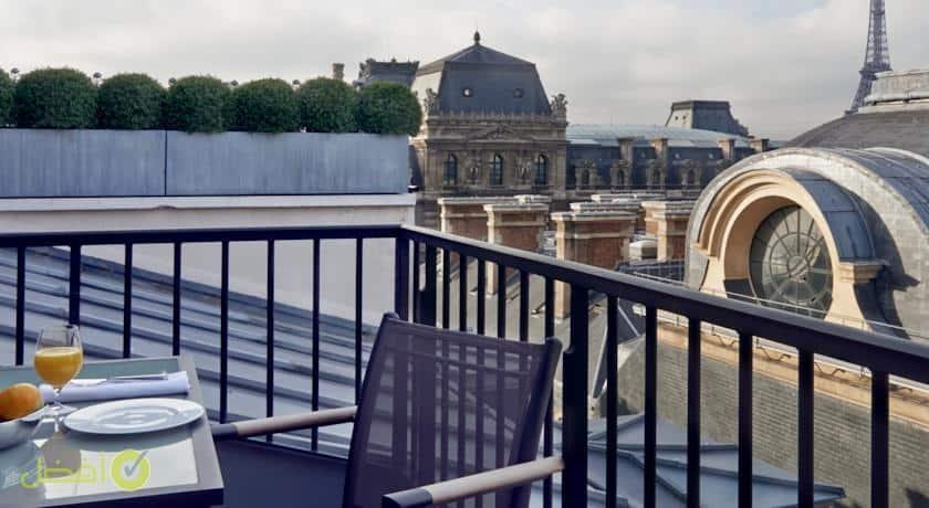 فندق جراند دو باليس رويال واحد من افضل فنادق باريس