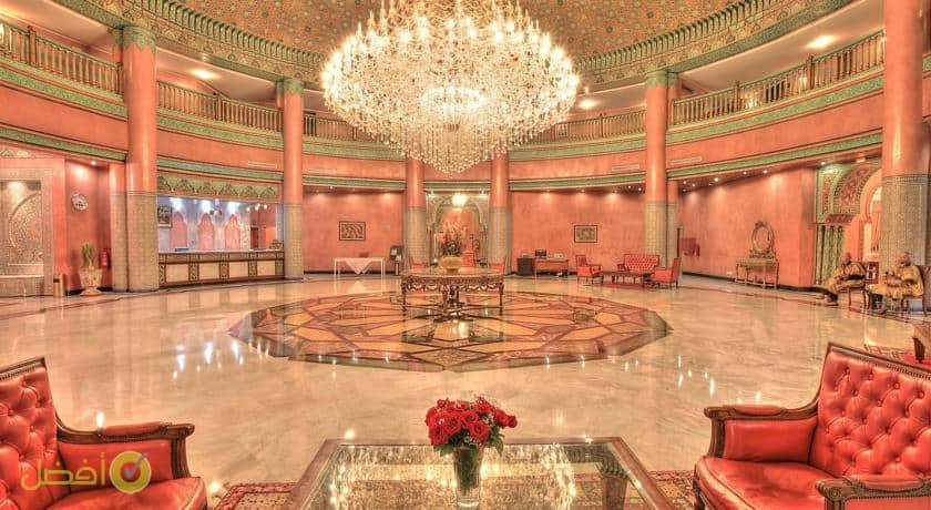 قصر موقادير اجدال Mogador Palace Agdal All Inclusive: