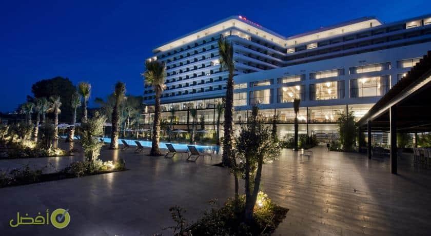 فندق رمادا بلازا طرابزون Ramada Plaza Hotel & Spa Trabzon