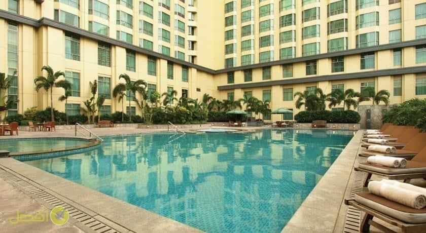 فندق نيو وورلد مانيلا باي
