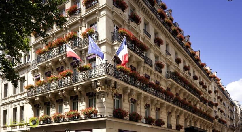 فندق بالتيمور باريس شانزليزيه - مغاليري كولكشن
