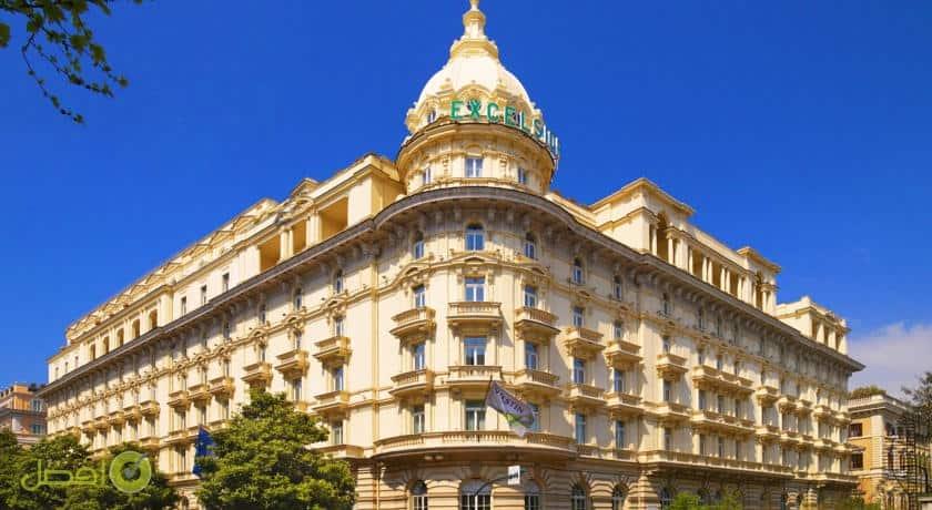 ذه ويستين إكسيلسيور روما افضل فنادق روما ROMA العاصمة الإيطالية