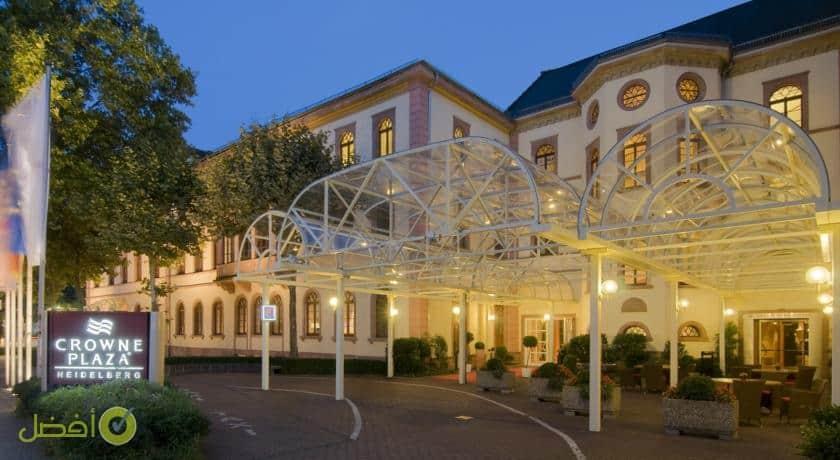 كراون بلازا مركز مدينة هايدلبيرغ افضل فنادق هايدلبرغ في ألمانيا