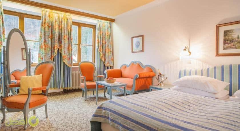 فندق سانت جورج افضل فنادق زيلامسي ZELL AM SEE