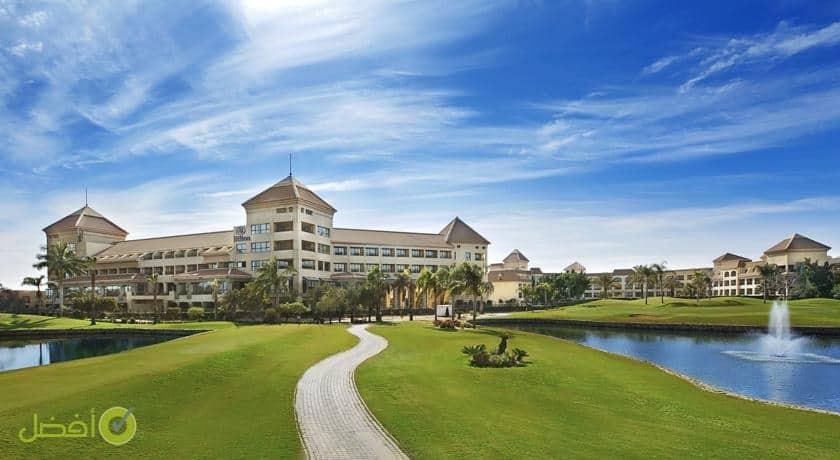 فندق هيلتون بيراميدز جولف أحد أفضل فنادق مدينة 6 أكتوبر