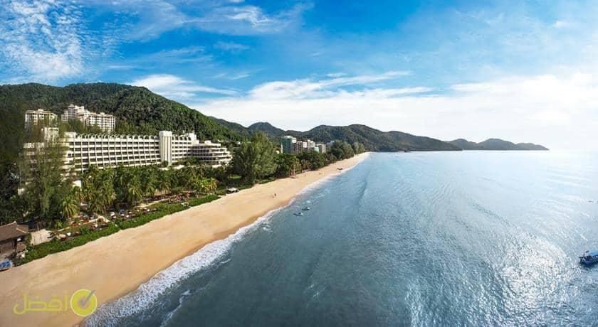 منتجع بارك رويال بينانج من افضل فنادق بينانج للعوائل