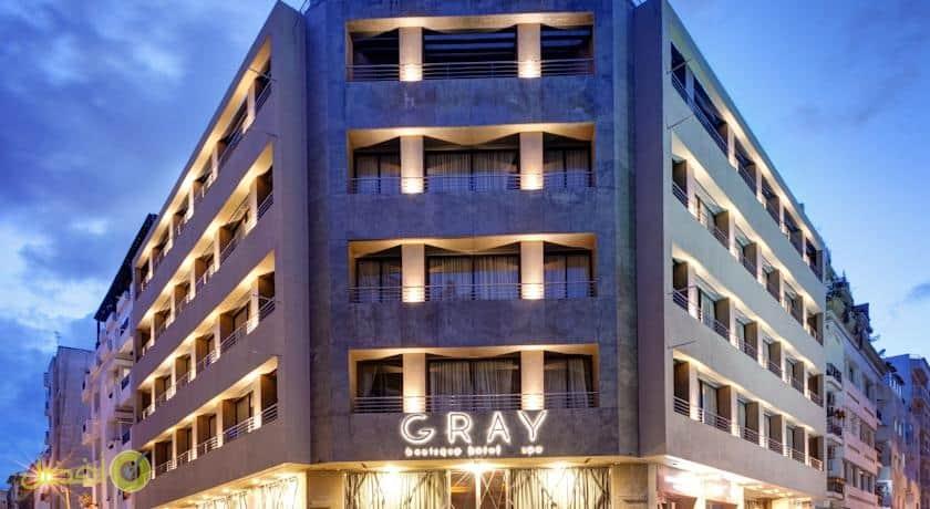 فندق بوتيك وسبا غراي افضل فنادق شاطئ عين الذئاب في كازابلانكا