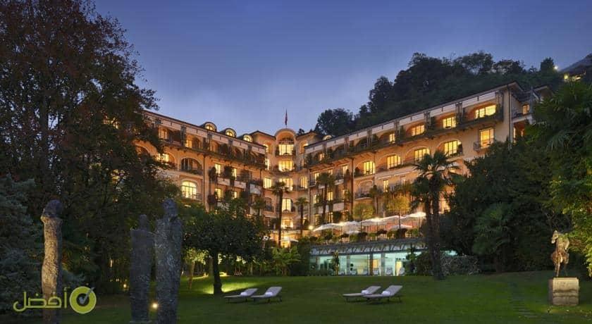 فندق غراند فيلا كاستانولا افضل فنادق لوغانو