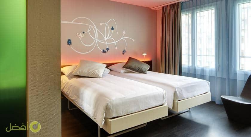 فندق كونتيننتال- بارك افضل فنادق لوسيرن سويسرا