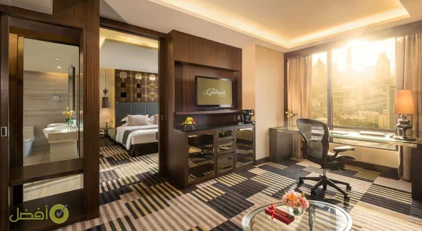 فندق ذا لاندمارك بانكوك شارع جهنم