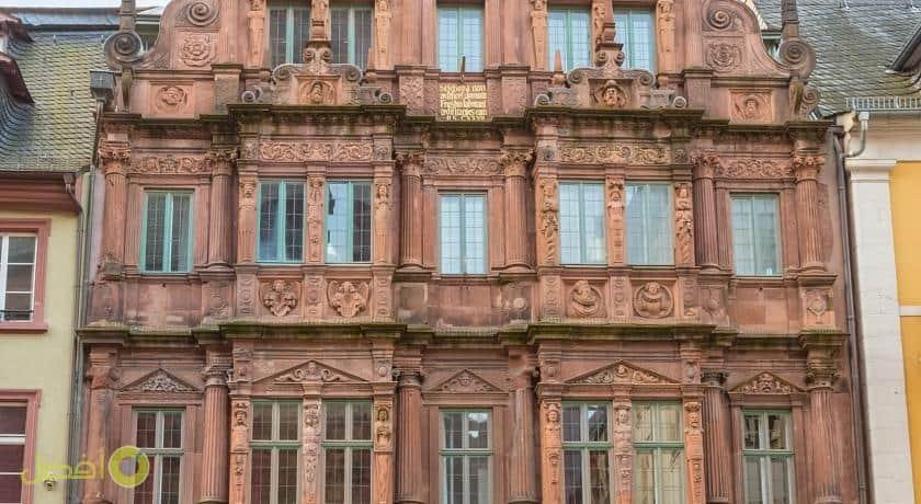 فندق تْسوم ريتر سانت جورج من افضل الفنادق في هايدلبرغ الالمانية
