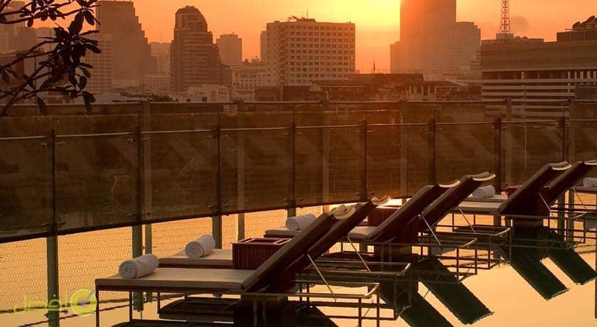 ميلينيام هيلتون بانكوك أفضل فنادق بانكوك العاصمة التايلاندية