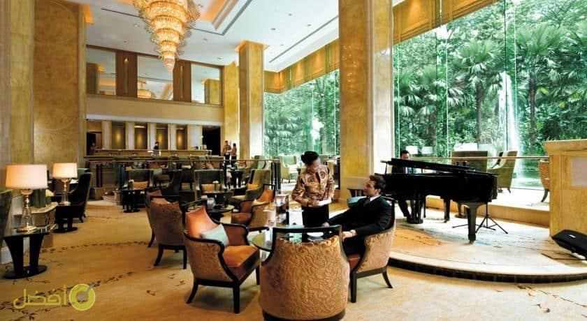 فندق شانغريلا كوالالمبور واحد من افضل فنادق كوالالمبور