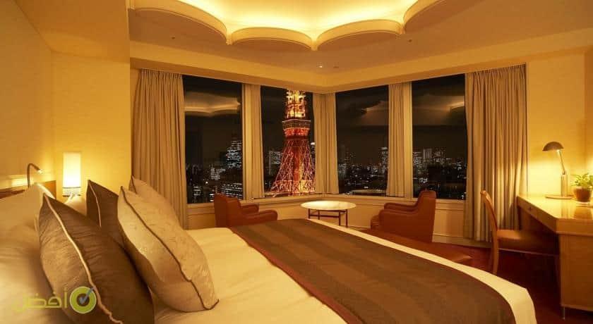 ذه برنس بارك تَوَر طوكيو من افضل الفنادق في طوكيو