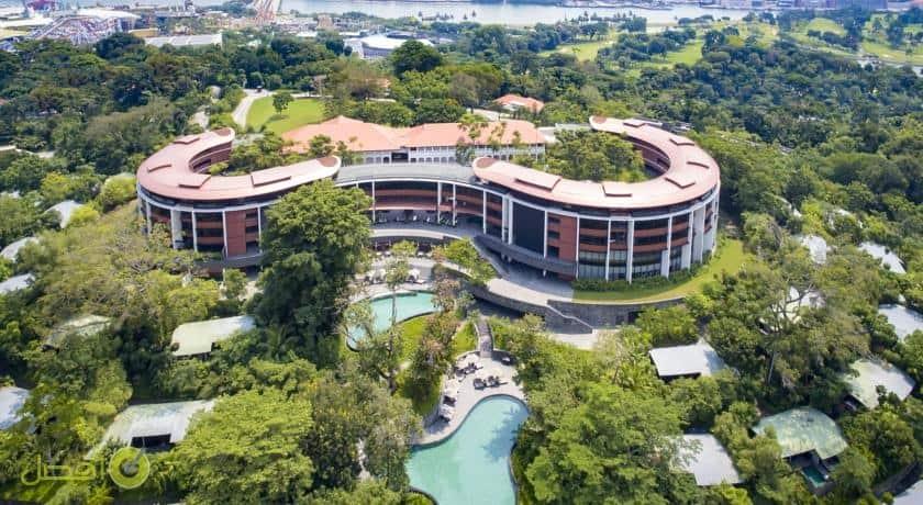 فندق كابيلا، سنغابور افضل فندق في سنغافورة