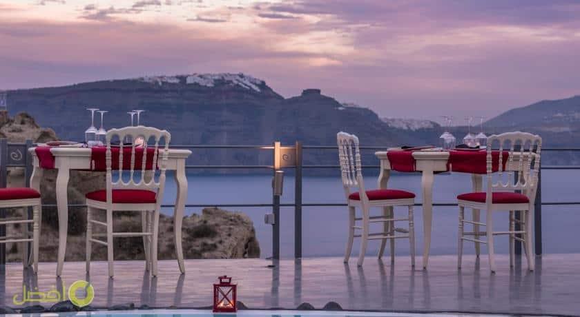 فندق أندرونيس البوتيكي من افضل فنادق سانتوريني اليونان