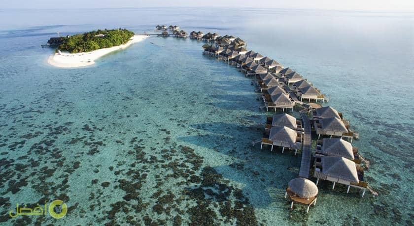 أداران بريستيج فادو افضل جزر المالديف للعوائل
