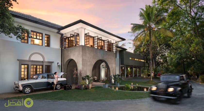 فندق ذا إيليفانت ستيبلز في كاندي سريلانكا