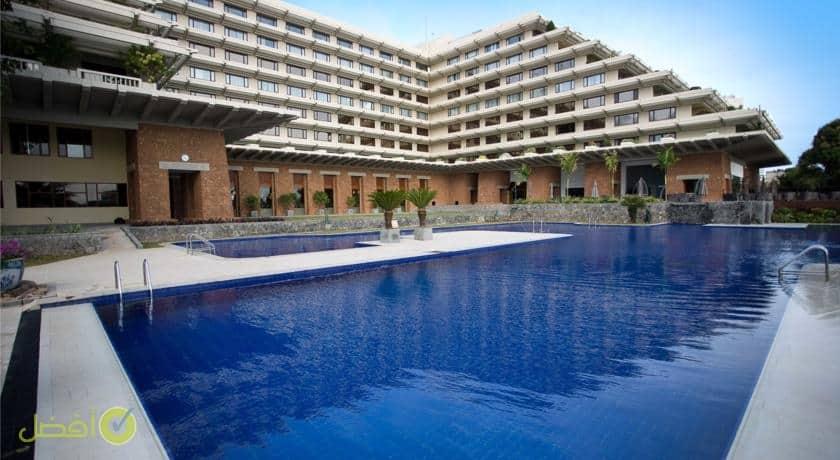 سينامون ليكسايد احد افضل الفنادق في كولومبو سيرلانكا