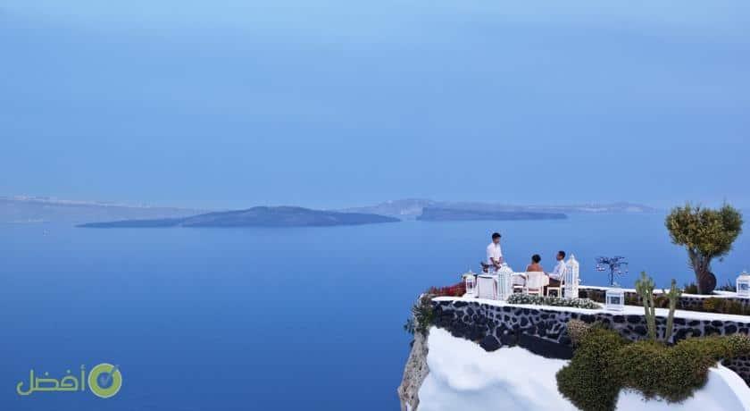 أجنحة أندرونيس لوكسري افضل فنادق سانتوريني اليونان
