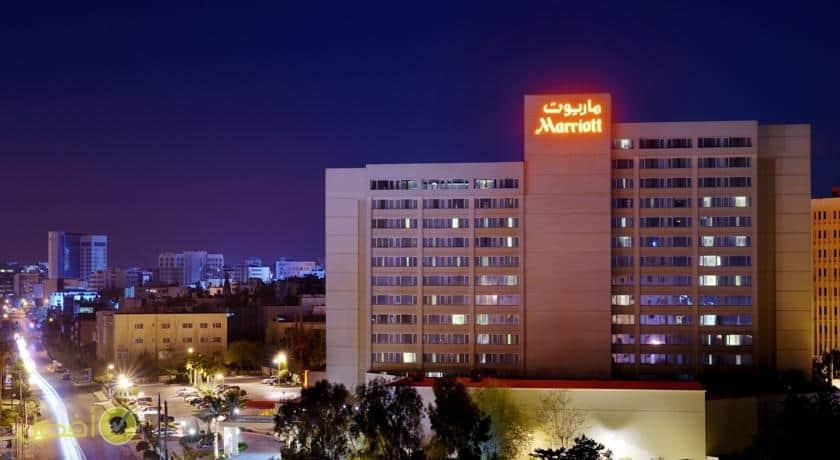 فندق ماريوت عمان