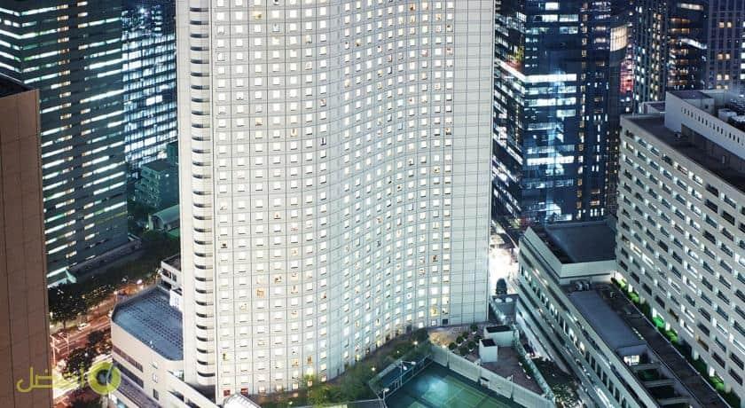 فندق هيلتون طوكيو افضل فندق في طوكيو
