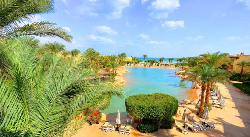 ستيلا دي ماري جراند أفضل فنادق العين السخنة في مصر - خمس نجوم
