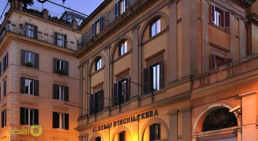 فندق دينغيلتييرا روما - ستارهوتيلز كوليزيون