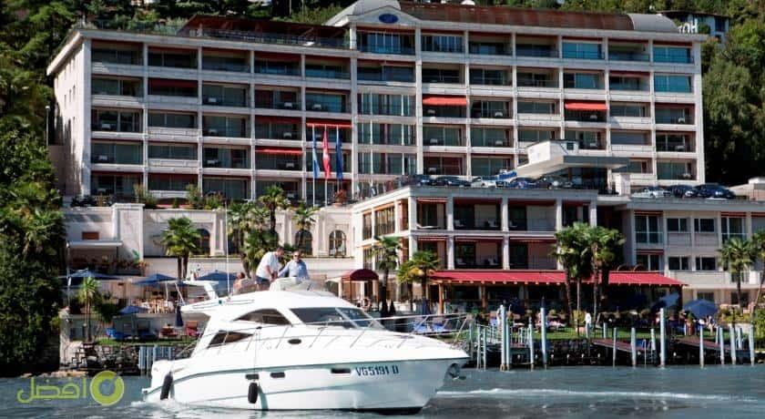 فندق سويس دياموند لوغانو