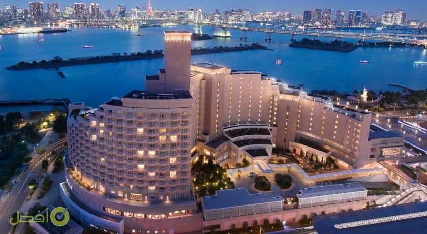 هيلتون طوكيو أودايبا افضل فنادق طوكيو